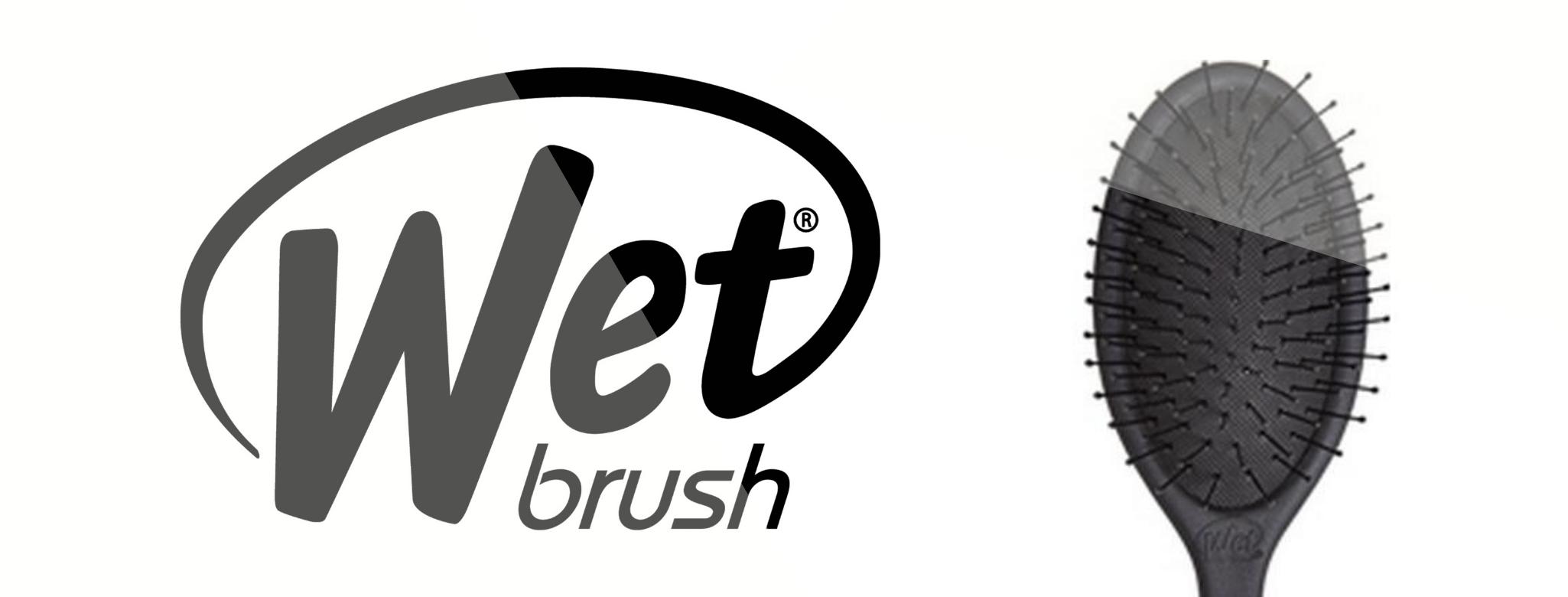 wet brush banner