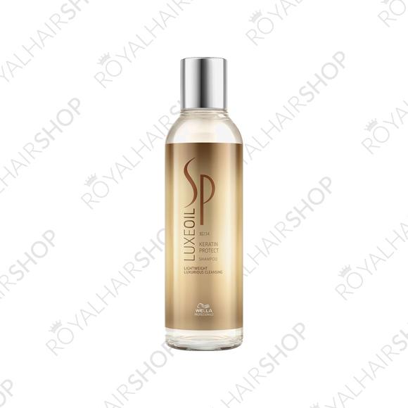 wella sp keratin shampoo