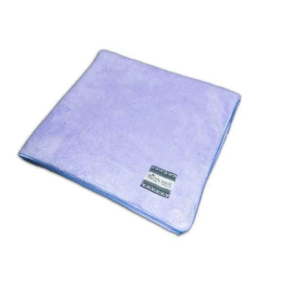 Et lilla microfiber håndklæde i suveræn kvalitet
