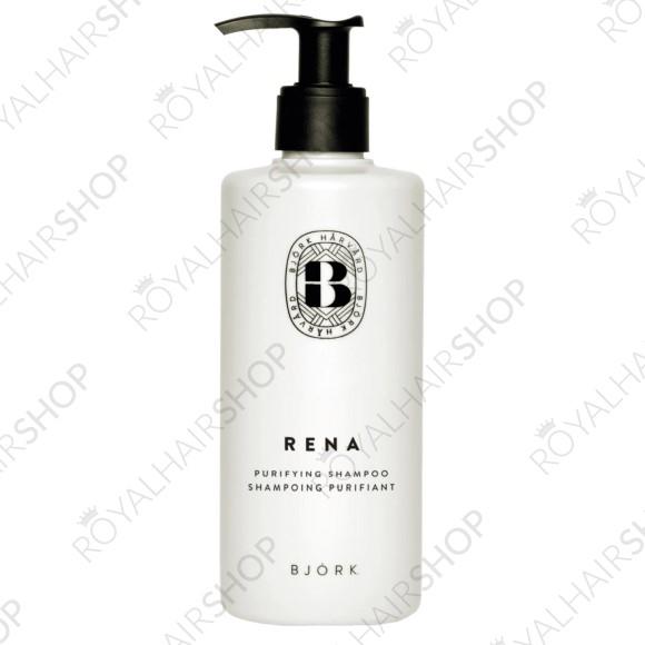 björk rena dybderensende shampoo