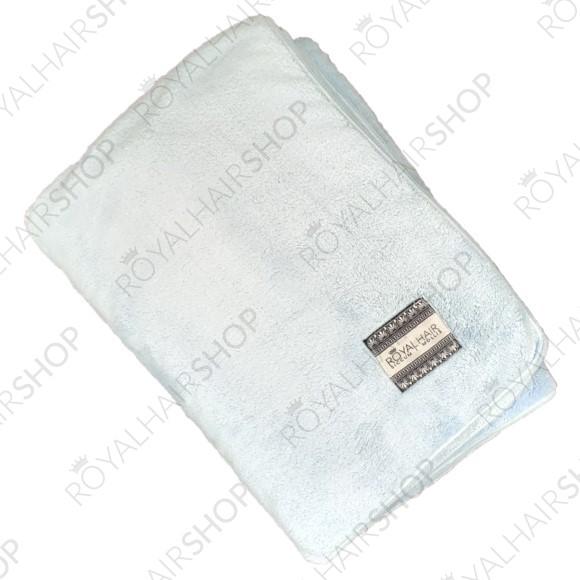 Hurtigtørrende håndklæde i microfiber fra royalhair