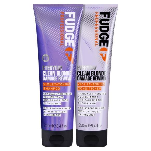 Fudge Everyday Clean Blonde Duo
