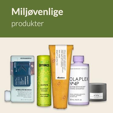 Miljøvenlige hår produkter hos Royal Hair shop