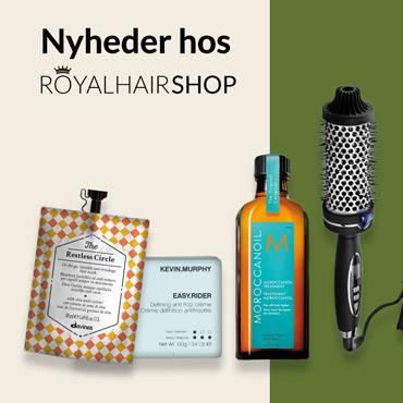 Nyhader hos Royal Hair Shop